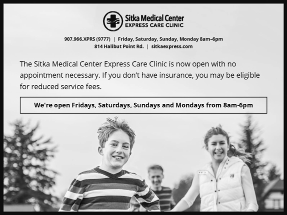 Sitka Medical Center Express Care Clinic | Sitka Harbor Guide